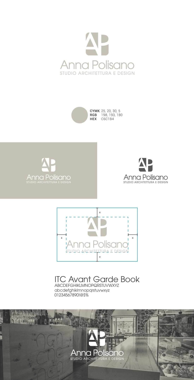 Anna Polisano Presentazione Logo