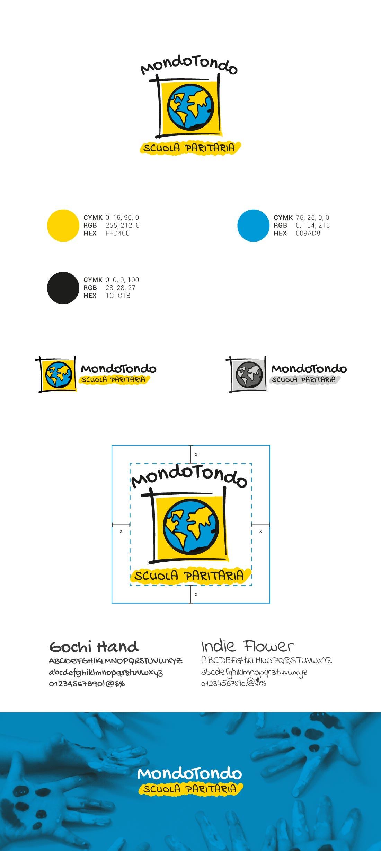 Mondotondo Presentazione Logo