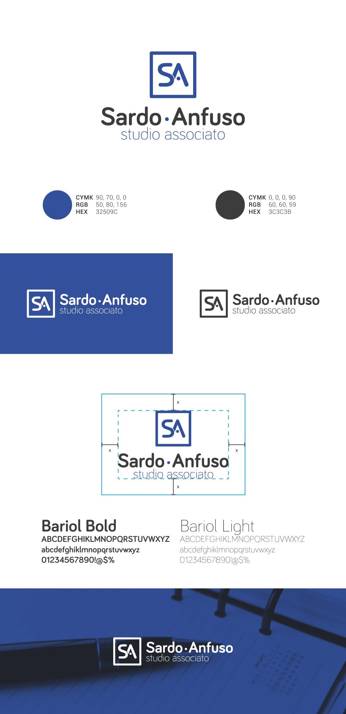 Sardo Anfuso Presentazione Logo