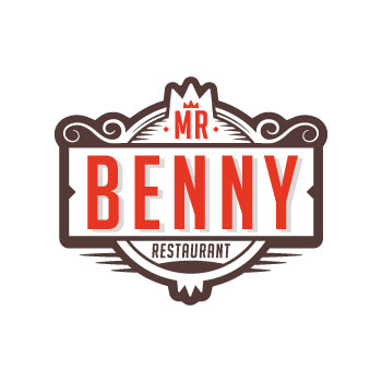 Mr. Benny Logo