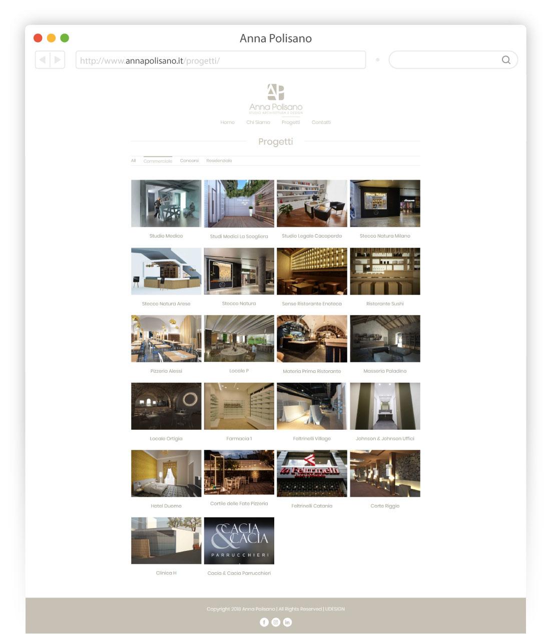 www.annapolisano.it - progetti